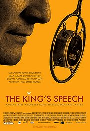 The King's Speech starring Colin Firth.
