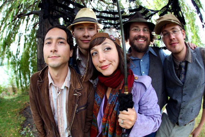 The Ragbirds - playing at Rubble's Bar tonight at 10p.m.