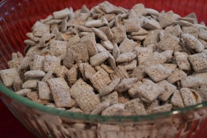 Puppy Chow is a great gluten free option for snacking with friends, because Chex cereal offers gluten free varieties. (Photo courtesy of MorgueFile)