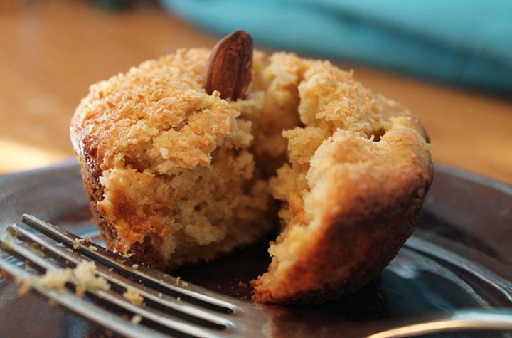 Coconut Mango Muffins that will even impress your mother. (Photo   Chelsea Hohn)