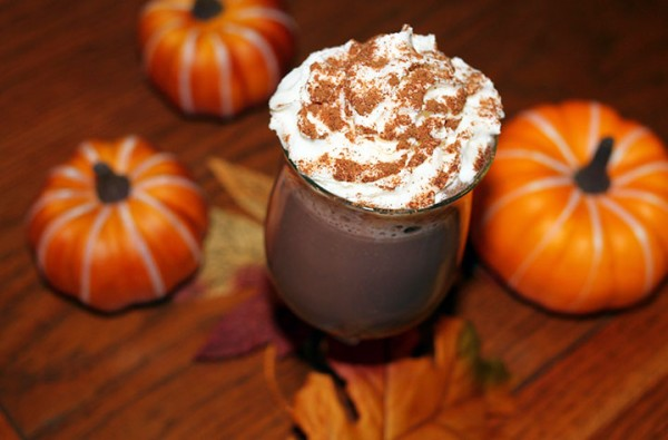 Warm up this fall with a Hennessy Hot Cocoa and drink responsibly. (Photo | Stephanie Butcher)