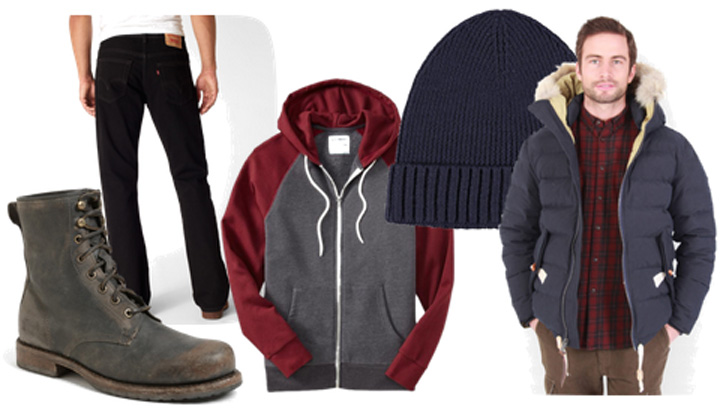So pack up those shorts and cut-offs because it is time to stock up on the  five things every man should have in his closet this winter. 2a03eeb5e
