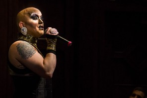 Pride Week drag show leaves audience laughing