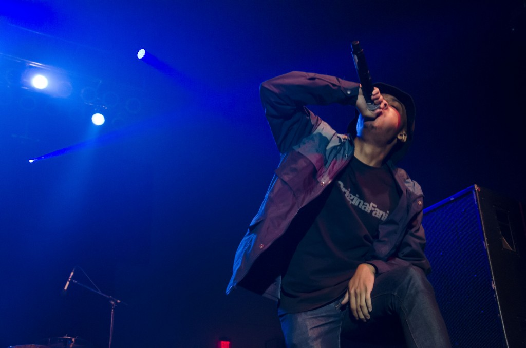 Two-9 opens for Ludacris at McGuirk Arena. (Photo | Claire Abendroth)