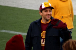 Welcome Home, Andrew Dost: Fun. band member returns to CMU