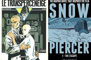 "Comic Corner: ""Snowpiercer"" Follows a Long, Cold Journey"