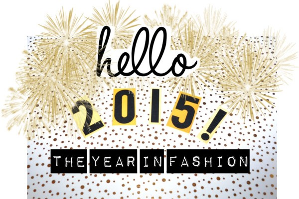 What was your favorite fashion moment of 2014? (Graphic | Tessa Harvey)