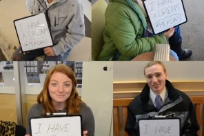 Video: Students Share their dreams in light of MLK day