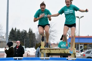 Photo Story: Mount Pleasant Polar Plunge 2015
