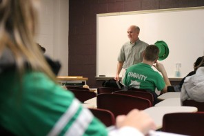The Professor Experience: St. Patrick's Day