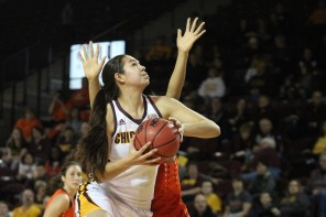 Photo Story: Hudson Helps CMU Surpass Bowling Green
