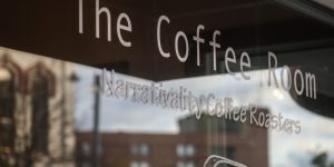 The Coffee Room: Where Coffee is Shared and Stories are Told