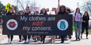 """Whose Campus? Our Campus:"" The SlutWalk 2018"