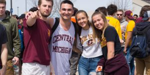 Recap: Central Michigan University Spring Football Game