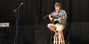 Music, Poetry, Comedy Meet at Wesley Open Mic
