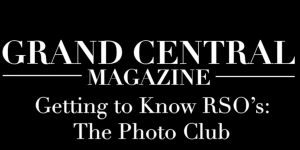 WATCH Getting to Know RSO's: The Photo Club